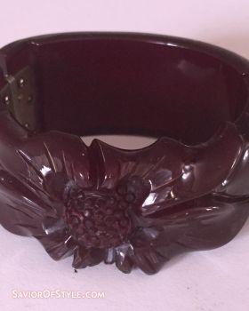Art Deco Bakelite Bracelet